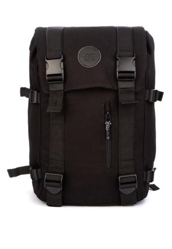 DC black Crestline Backpack 72268AC83907D6GS_1