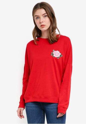 OVS red Women's T-Shirt 74D12AA37A8A90GS_1