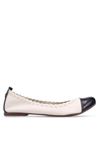 Anacapri 白色 Eco Montreal 平底鞋 E8A98SH2945913GS_1