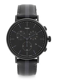TIMEX black Tw2R37800-Weekender Fairfield Chronograph TI205AC0UXRBID 1 fd2addcc68