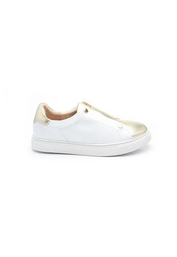 Elisa Litz white Kerry Sneakers (White) 65396SH85C6A89GS_1