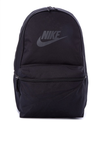 Nike black Unisex Nike Sportswear Heritage Backpack NI126AC0KPZ7PH_1
