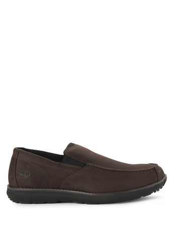 Timberland brown Edgemont Moc Toe Slip On 34D78SH104230EGS_1