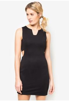 Tight Fitted Mini Dress