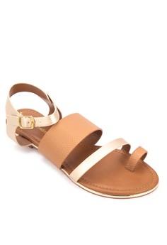 Lizzie Flat Sandals