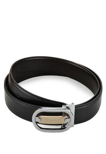 EAGLE Genuine Leather Finch Leather Belt Eg020B