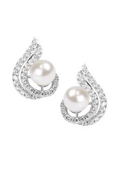 Serra Silver Earrings