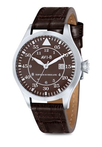 Hawker Hurricane 復古手錶, 錶類, zalora時尚購物網評價紳士錶