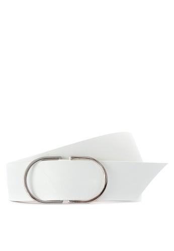 Spring Fling white Fashion Belt SP673AC0JRMZPH_1