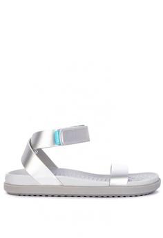 31a5899ca3 Native silver Juliet Metallic Sandals 2A9CBSH60C31B2GS 1