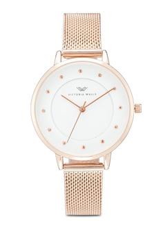 ba08ecd8c Victoria Walls Watches gold Designer Watch-Elegant Milanese Mesh Strap  50A57AC0AC19F8GS 1
