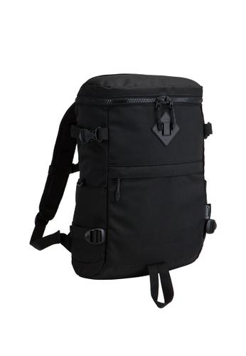 Coleman black Atlas Quadra Travel Backpack 48B73AC1F0ABD1GS_1