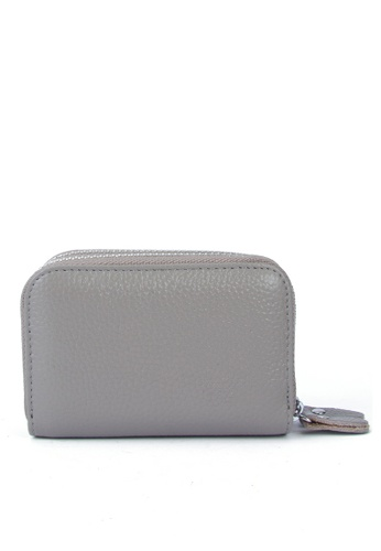 HAPPY FRIDAYS Multifunctional Litchi Grain Leather Wallet JN509 6EE63ACD8EB733GS_1