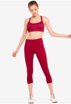 7e712aa9b5c86f Lorna Jane Lj Tech Core 7/8 Tight S$ 120.99. Sizes XS S M L