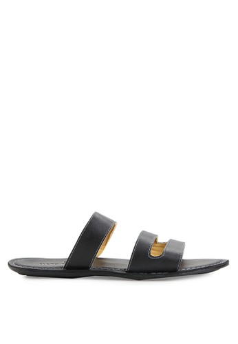 MARC & STUART Shoes black Sandal Nerio 4 MA456SH0UOR8ID_1