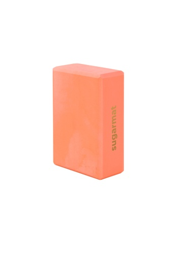 Sugarmat pink Yoga Block - Pink E7FD2SE4A08313GS_1