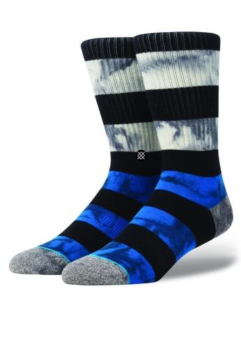 STANCE blue and multi Jailbreak Socks ST488AA48RZRMY_1