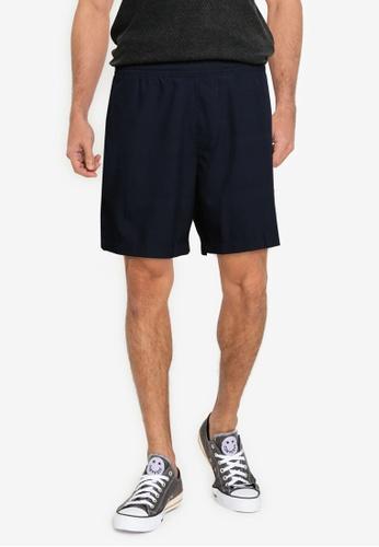 Hollister navy Everyday Shorts 1B681AA7EAAAEFGS_1