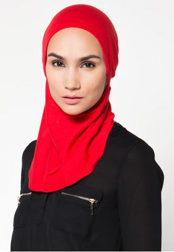 Diindri Hijab red Comfort Inner Ninja. DI505AA51SKMID_1