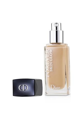 Christian Dior CHRISTIAN DIOR - Dior Forever Skin Glow 24H Wear Radiant Perfection Foundation SPF 35 - # 3CR (Cool Rosy) 30ml/1oz 32E1DBEB324ABDGS_1