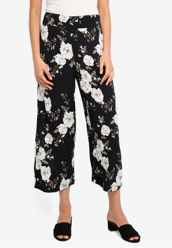 Forever New multi Isabel Co Ord Printed Culottes 61B82AA1DDD3D3GS_1