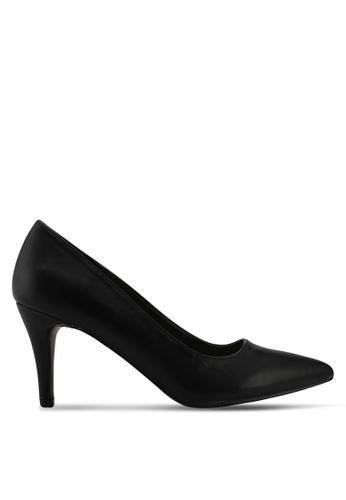 Bata 黑色 Bata Women Heels 18502SH7C12D52GS_1