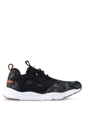 Reebok black Furylite GR Shoes RE691SH0SW2LMY_1
