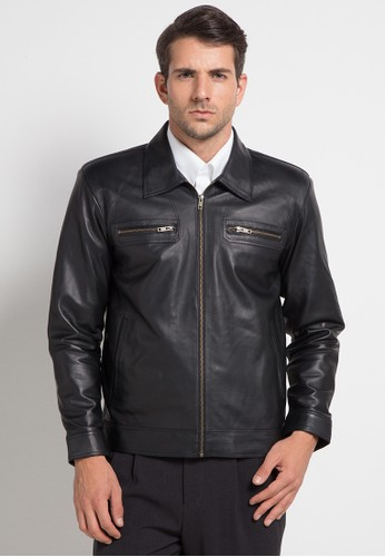 Cardinal black Formal Jaket 57ACDAAC0A1B39GS_1