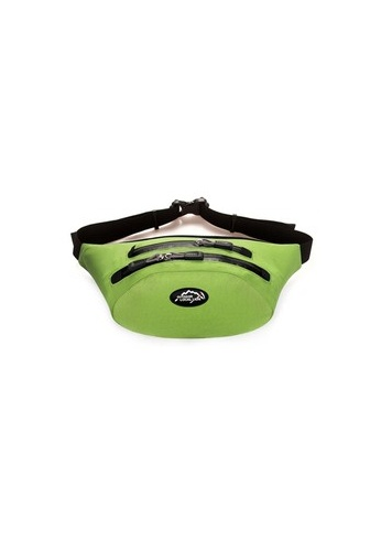 Local Lion green Local Lion Water Resistent Waist Pouch Shoulder Bag (Green) LO780AC71RLKMY_1
