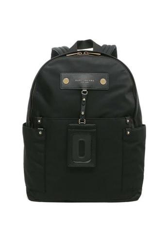 Marc Jacobs black Marc Jacobs Preppy Nylon Backpack Black BB9BFAC91D7D20GS_1