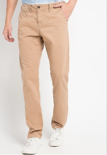 Wrangler brown Jeans Chino C02P17 22E5EAA360973EGS_1