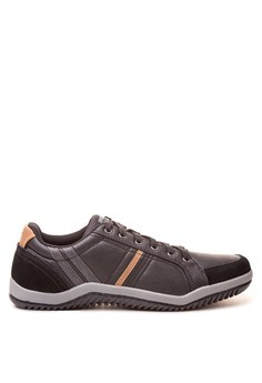 Winsome Lace up Sneakers