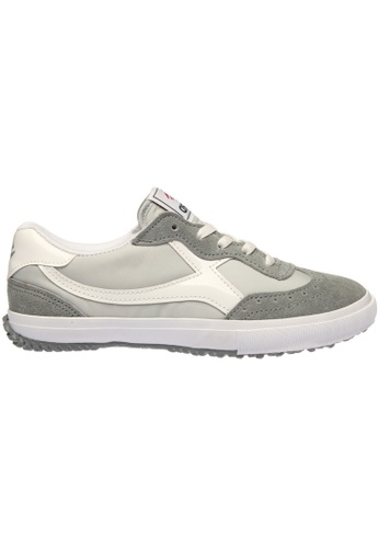paperplanes grey SNRD-139 Low Top Casual Fashion Sneakers Shoes US Women Size PA355SH11PMESG_1