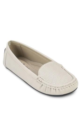 Abbey 休閒莫卡辛鞋, 女鞋尖沙咀 esprit outlet, 鞋
