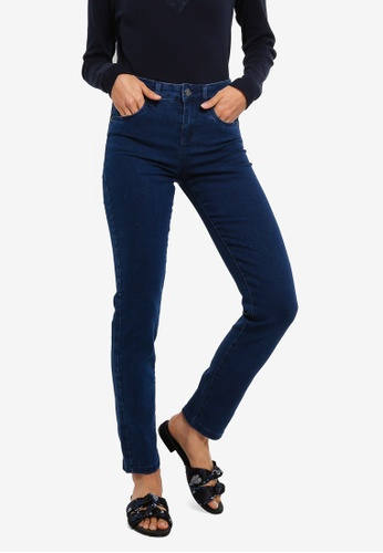 698ad1ca4f56 Shop OVS Young Slim Fit Jeans Online on ZALORA Philippines