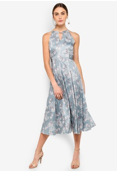3ddefb89413 40% OFF FORCAST Kenya Tie Waist Dress S  123.90 NOW S  74.34 Available in  several sizes