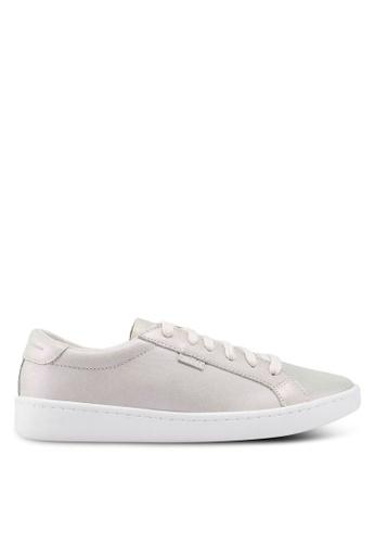 826f82b3fc0657 Buy Keds Ace LTT Iridescent Leather Sneakers Online on ZALORA Singapore