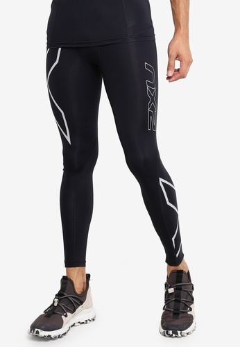 2XU 黑色 Compression Tights A9CD1AAD21CE02GS_1