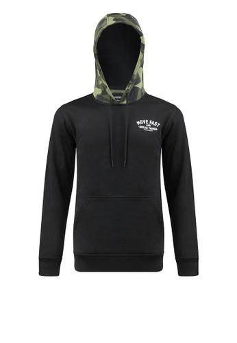 Bodypack black Bodypack Prodiger Downright Sweater - Black 94114AA3359824GS_1