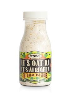 It's Oat-K! It's Alright! The Breakfast Scrub