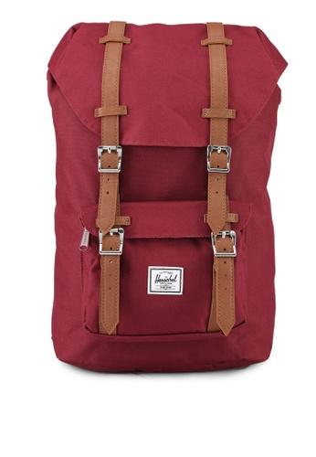 7c58ca711e4 Buy Herschel Little America Mid-Volume Backpack