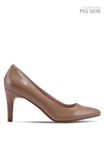 Betsy beige Classic Pump Heels 4B238SH60A2319GS_1