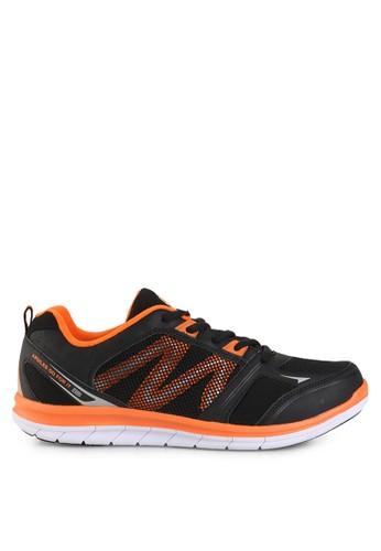 Ardiles black Men Bosworth Running Shoes AR073SH0UM22ID_1