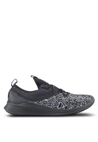New Balance black LAZR (Mesh) Fresh Foam Performance Running Shoes NE323SH0SW9AMY_1