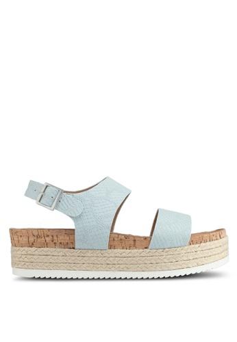 Call It Spring blue Grirecia Sandals 7A303SH0E4FBB7GS_1