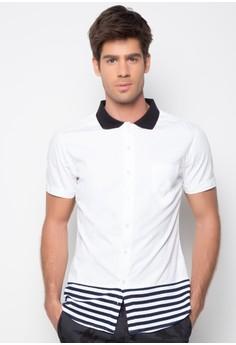 Twill Short Sleeve Shirt