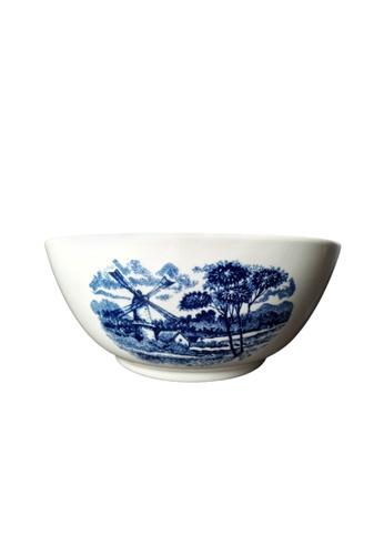 Claytan 185B Windmill Blue-Noodle Bowl 2EF87HLFE5D65FGS_1