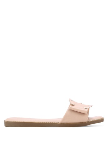 Nose beige Casual Slip-Ons NO327SH0RC85MY_1