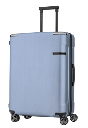 Samsonite blue Samsonite Evoa Spinner 69/25 EXP 5A29DAC70D01C2GS_1