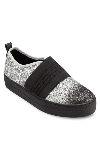 Abioye 閃飾懶人運動鞋、 韓系時尚、 梳妝E8byMiistaAbioye閃飾懶人運動鞋最新折價